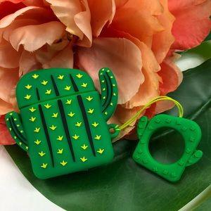 Cactus Apple AirPod case cover
